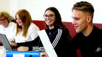 Optimale Vorbereitung auf die Gymnasiale Oberstufe - Die 10G mit WiWi im Lietz Internat Schloss Bieberstein macht´s möglich