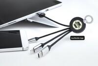MrDISC stellt vor: Ladekabel als perfektes Geschenk für Mitarbeiter oder Kunden