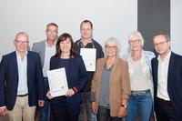 Die DGSv verleiht den Cora-Baltussen-Preis 2019