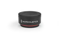 IsoAcoustics ISO-PUCK mini und Stage 1 Board: akustische Isolation für optimalen Klang bei Studiomonitoren, Gitarren- und Bassverstärkern