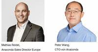 Anaconda Inc. zu Gast auf der Konferenz PyConDE und PyData Berlin 2019