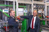 Proton Motor startet neue Brennstoffzellen-Fertigungsanlage