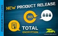 Schutz vor Ausspähung und Datendiebstahl für Office 365 - Hornetsecurity veröffentlicht 365 Total Encryption