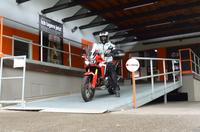 Wo parken nach der Biker-Saison? Motorrad ueberwintern in Reutlingen.