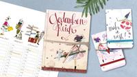 Gut organisiert ins neue Jahr mit Kalendern aus dem Grätz Verlag