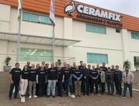 Ardex expandiert in Brasilien: neues Joint Venture mit Ceramfix