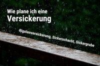 showimage Ratgeber zur Regenwasserversickerung auf dem eigenen Grundstück