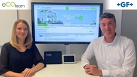 Lernen im digitalen Zeitalter: GF Piping Systems kooperiert mit Wissensplattform ecolearn