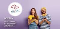 Discover Lovery - seit Mitte September ist eine neue App für Chat-Geschichten auf dem Markt