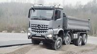 Arocs SLT setzt ein Mercedes-Benz Zeichen für McIntosh Heavy Logistics