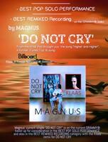 Für Grammy Award 2019 wurde der Deutsche Musiker MAGNUS vorgeschlagen