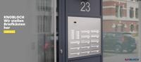 Briefkastenanlagen selber konfigurieren - ganz einfach