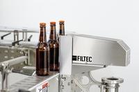 FILTEC stellt neue Produktplattform INTELLECT und 360-Grad-Etiketteninspektion auf der BrauBeviale vor