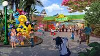 USA: Zweiter Sesame Place Themenpark rund um die Sesamstrasse entsteht in San Diego, Kalifornien