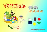 Rechenspiele für Kinder zur Vorbereitung auf die Schule