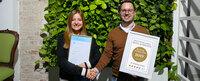 ECONSOR für Ausbildungsleistung mit Bestnote ausgezeichnet