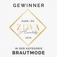Haus der Braut & Gentleman by Sabine Kuch gewinnt den Zankyou International Wedding Award 2019