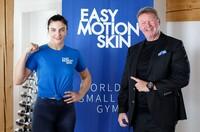 Unternehmer Christian Jäger etabliert mit EasyMotionSkin ein EMS Premiumprodukt made in Germany am internationalen Markt