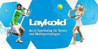 Laykold® - der Acryl-Sportbelag für Bestleistungen