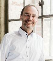 Zukunftsforscher Jan Berger ist neu im 5 Sterne Team