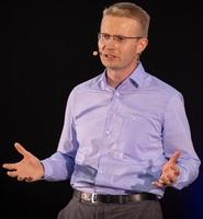 Claus Hartmann nachhaltig erfolgreich beim Speaker Slam