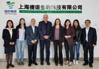 Zulassung für Abklärungstest zur Gebärmutterhalskrebsfrüherkennung für den chinesischen Markt Anfang 2020 erwartet / Erste Kontakte in Japan