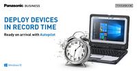 Panasonic tritt Microsoft Cloud Solution Provider-Programm bei