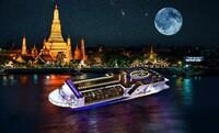"""Banyan Tree Bangkok launcht Saffron Cruise -  eine exklusive Dinner-Bootsfahrt auf dem """"Fluss der Könige"""""""