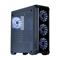 ZALMAN stellt die PC-Gehäuse i3 und i3 Edge vor