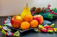 Apfel, Nuss und Mandelkern: Weihnachtliche Pausensnacks