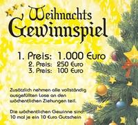 Weilburg und Oberlahn: Bald startet wieder das Weihnachtsgewinnspiel