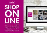 Willkommen im Haarhoff-Shop