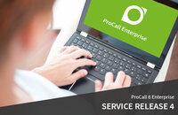 Ab sofort verfügbar: Service Release 4 für ProCall 6 Enterprise