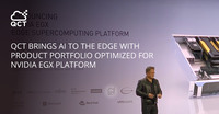 QCT Brings AI to the Edge with Systems Optimized for NVIDIA EGX Platform
