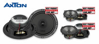 For tight budgets - AXTON ATX coaxial speakers tested