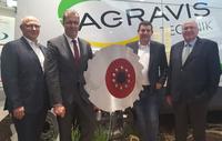 Auftritte der AGRAVIS Raiffeisen AG auf der Agritechnica