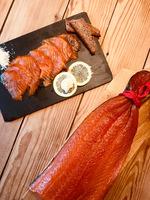 Schottischer Räucherlachs in Top-Qualität - Fischwerker