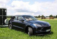 Pferdeanhänger-Zugfahrzeugtest auf Mit-Pferden-reisen.de: Porsche Macan S