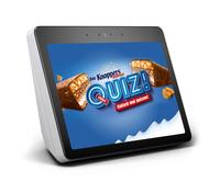 """""""Knoppers NussRiegel Quiz"""" ist erster Marken-Skill für Alexa-Endgeräte in Form eines Gewinnspiels"""