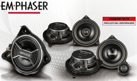 Einbauen und genießen: EMPHASERs Lautsprecher für Mercedes