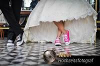 Entspannte Hochzeitsbilder für Braut & Bräutigam