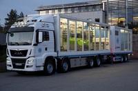MC Containers baut den ersten mobilen Skiservice-Container
