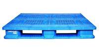 Neuartige Mehrweg-Palette aus Kunststoff  für alle Bereiche der Glasbehälterindustrie exklusiv von Cartonplast