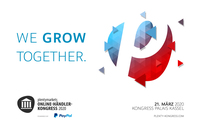 plentymarkets Online-Händler-Kongress 2020 - We grow together!