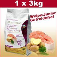 Getreidefreies Welpenfutter Trockenfutter der höchsten Güte