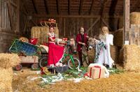 Der E.ON-Weihnachtsmann und seine Freunde 2019 - ganz im Zeichen der Nachhaltigkeit!