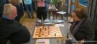 IM Ivan Hausner gewinnt zum ersten Mal an den Schachbrettern in Bad Griesbach