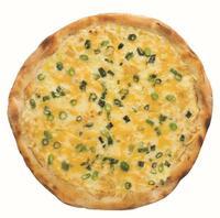 Gustavo Gusto:  Tiefkühlpizza mit sieben Käsesorten