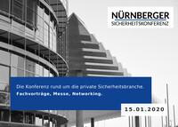 Die private Sicherheitsbranche trifft sich zur Nürnberger Sicherheitskonferenz: Branchenimage, Herausforderungen und Trends werden thematisiert.