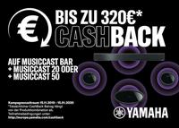 Yamaha MusicCast Surround Bundles zu besonders günstigen Cashback-Konditionen